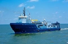 Флот компании Baker Hughes пополнится еще одним современным судном для проведения ГРП и операций по интенсификации добычи