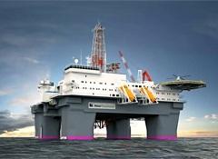 У компании Statoil появится морская буровая установка нового типа